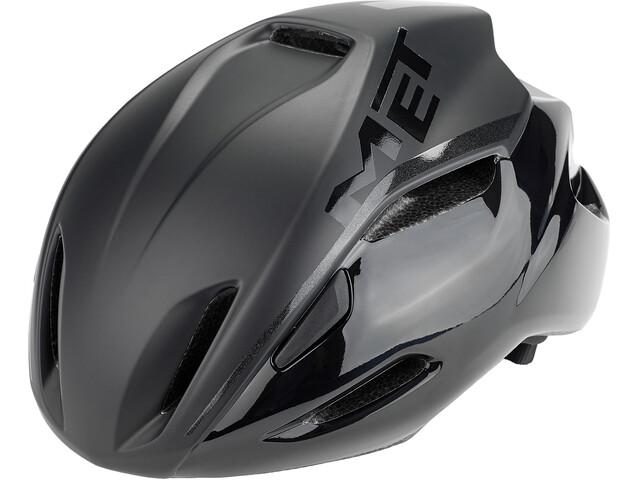 MET Manta Cykelhjelm, black